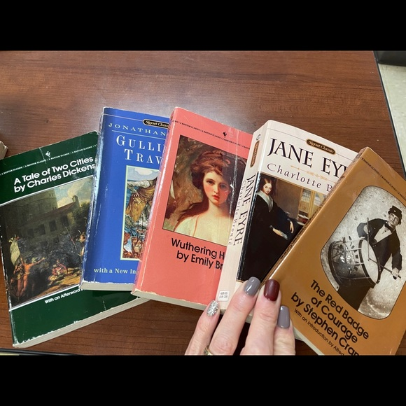 5 classic books for $5